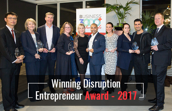 disruption-entrepreneur-award